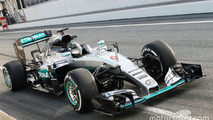 Mercedes unleashes radical barge boards