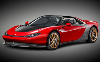 This Might be the Worst Coachbuilt Ferrari Ever