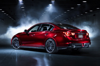 560HP Infiniti Q50 Eau Rouge Probably Won't Happen