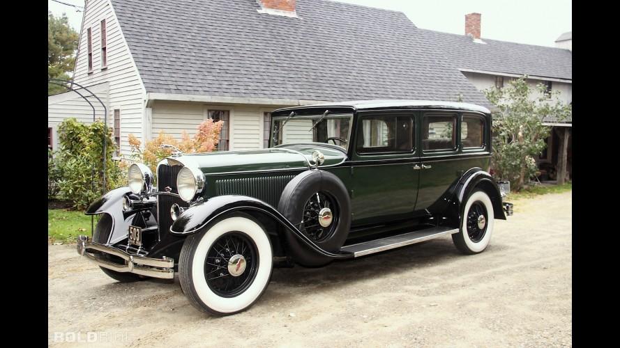 Pierce-Arrow Model 54 Club Brougham