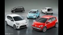 Volkswagen cross Up! Concept