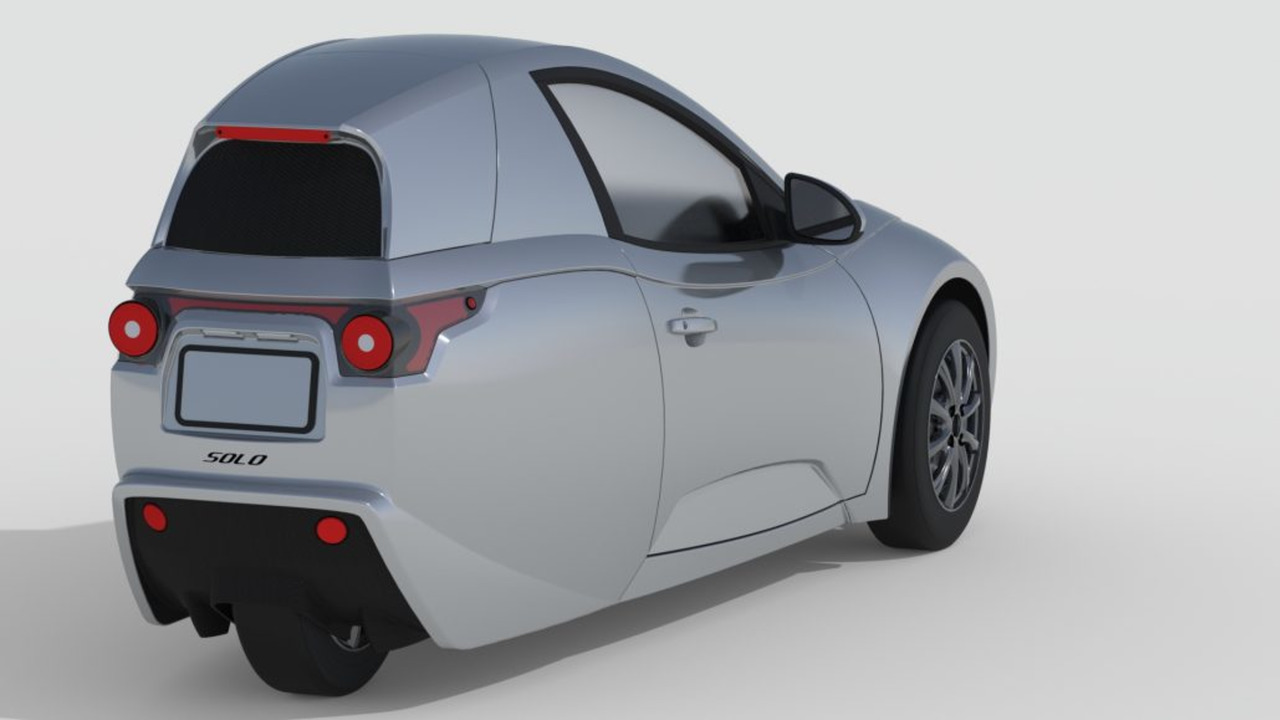 Unique Canadian-made Solo three-wheeler nears unveiling
