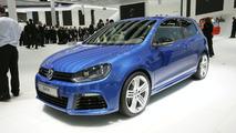 VW Golf R in Detail