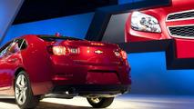 Euro-spec Chevy Malibu will debut in Frankfurt