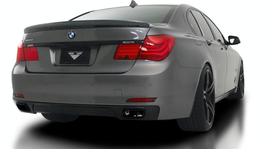 Vorsteiner VR-7 Sportiv Styling for BMW 750i and 750Li Released