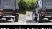 BRABUS Ride Control Suspension for Mercedes G-Class 06.08.2010