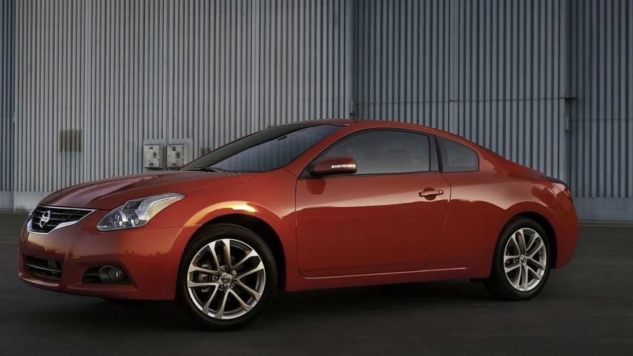 Nissan kills the Altima Coupe