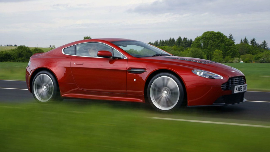 Aston Martin deactivates double-locking system in U.S. recall