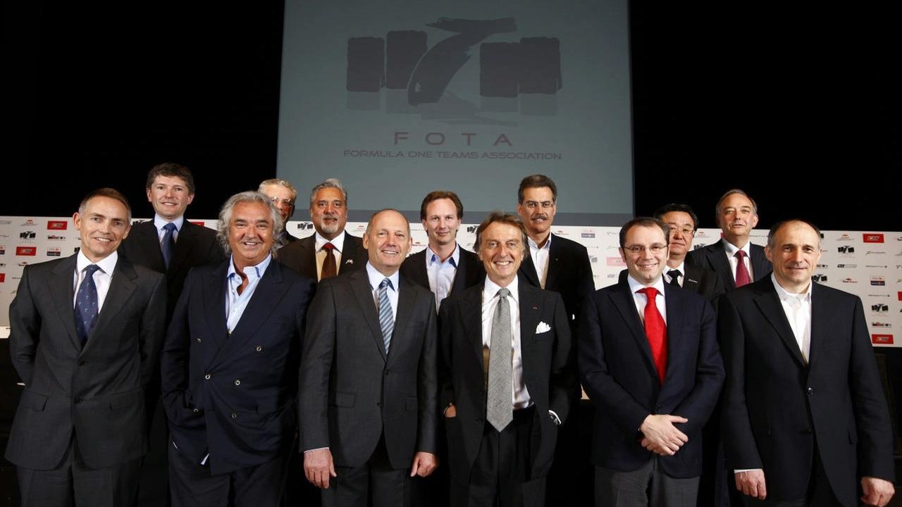 Fota group photo - Geneva 5.3.2009