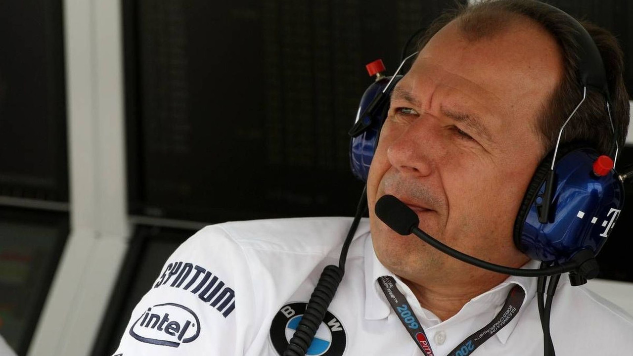 Willy Rampf (GER), BMW-Sauber, Technical Director, Hungarian Grand Prix, 25.07.2009 Budapest, Hungary