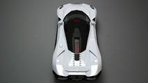 Student Design: 3D rendered Russian supercar impresses