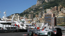 Michael Schumacher (GER), Mercedes GP Petronas, Monaco Grand Prix, 13.05.2010 Monaco, Monte Carlo