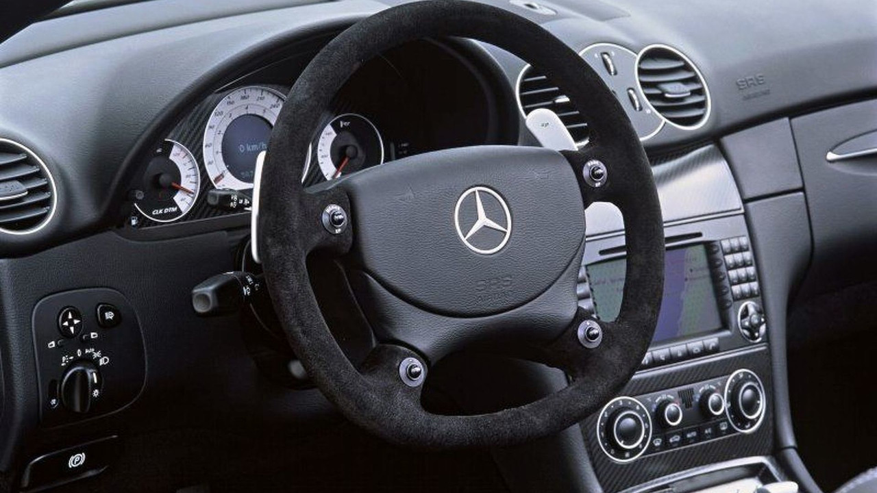 Mercedes CLK DTM AMG Cabriolet