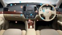 New Nissan Bluebird Sylphy Sedan