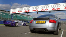 UK Leads the World as the New Top Audi Importer