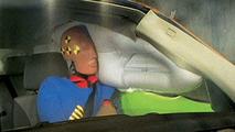 BMW 1 Series airbag