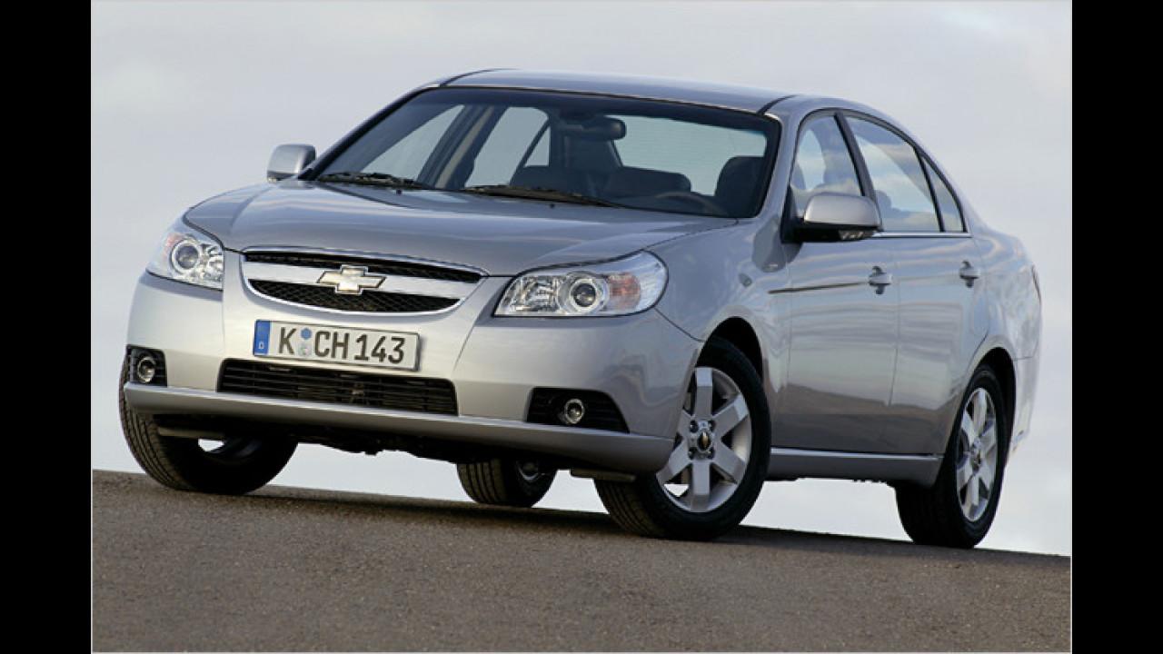 Chevrolet Epica 2.0 LS
