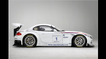 BMW Z4 im Renntrimm