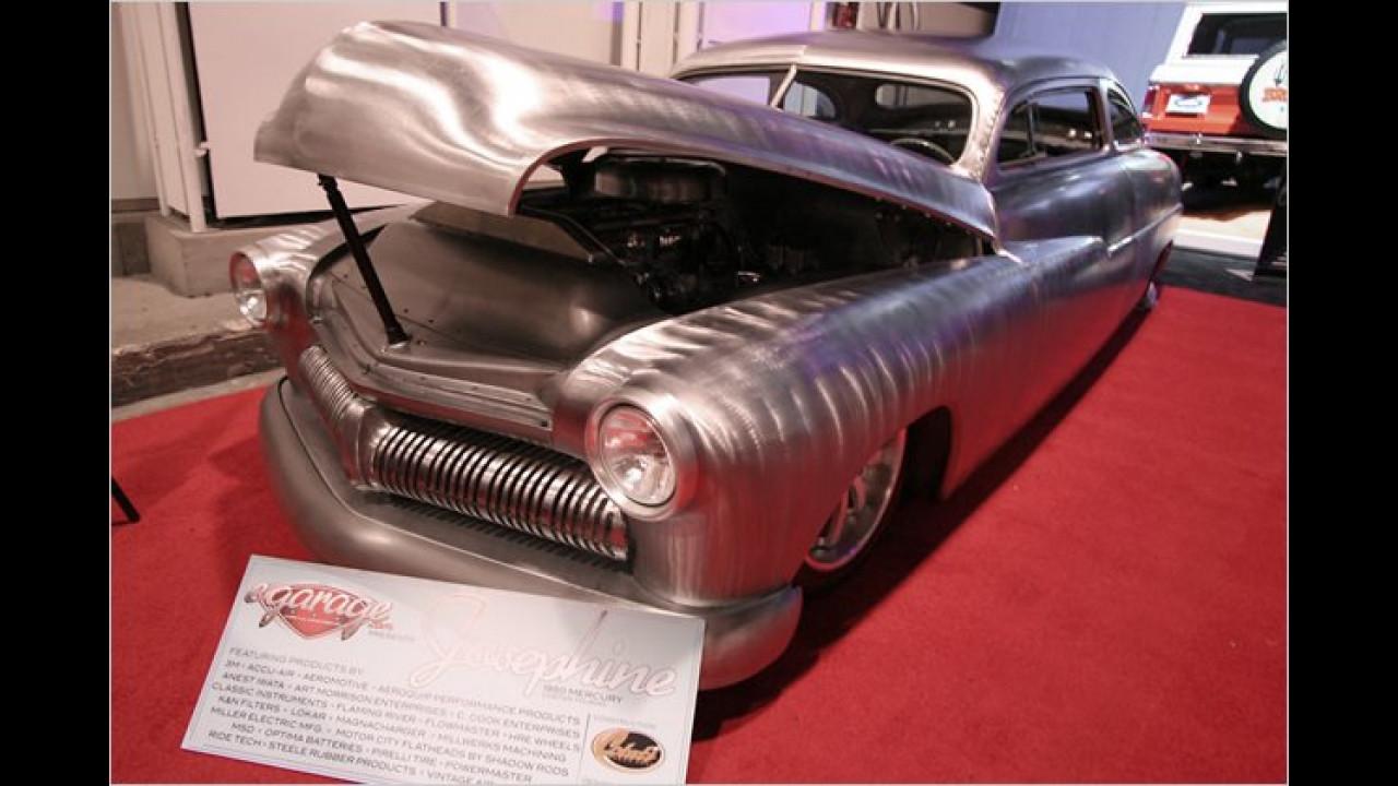 Josephine Mercury Custom Touring 1950