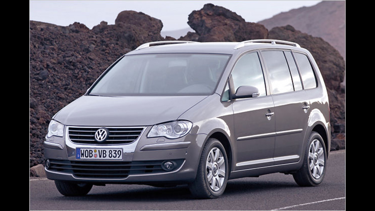 VW Touran BlueMotion Conceptline