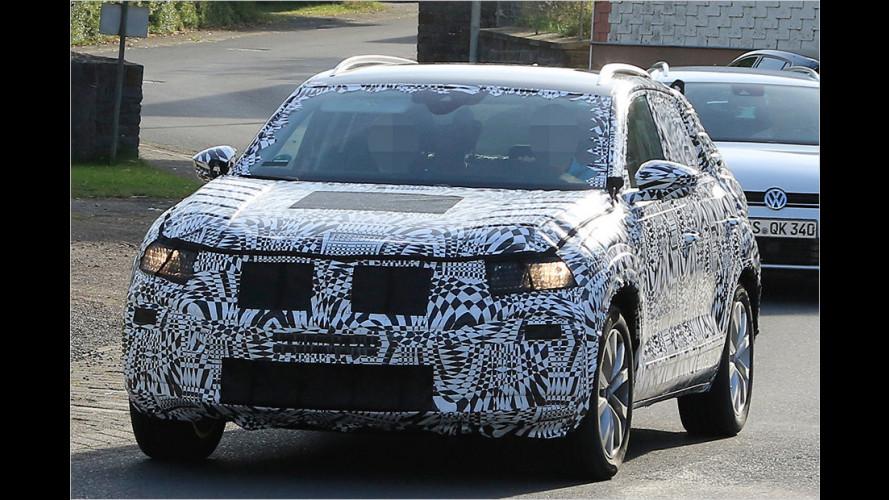 VW rüstet auf: Vom T-Cross bis zum T-Prime