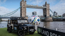 Land Rover Rugby World Cup Defender