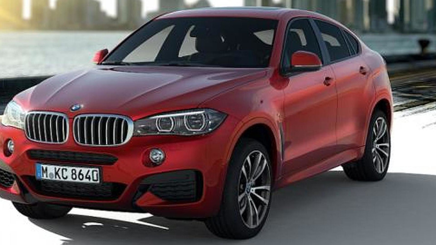 2015 BMW X6 M Sport unveiled