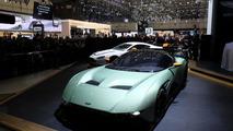 Aston Martin Vulcan at 2015 Geneva Motor Show