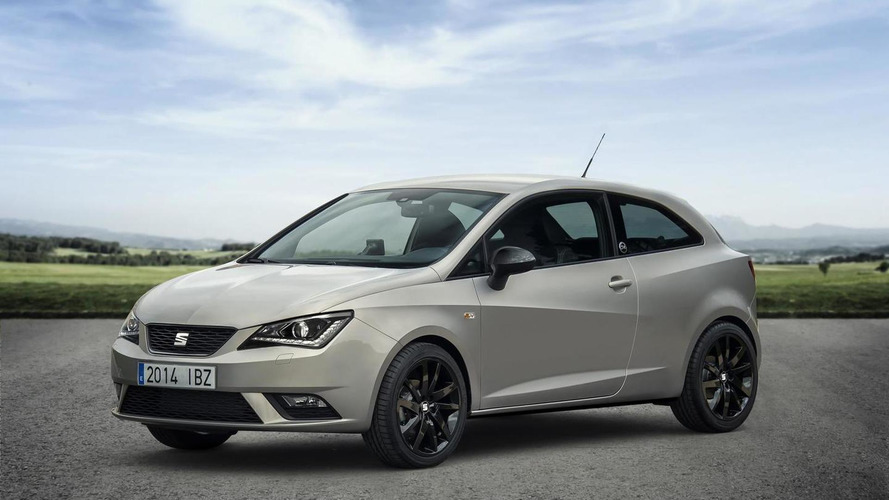 Seat details Ibiza SC 30th Anniversary Edition [video]