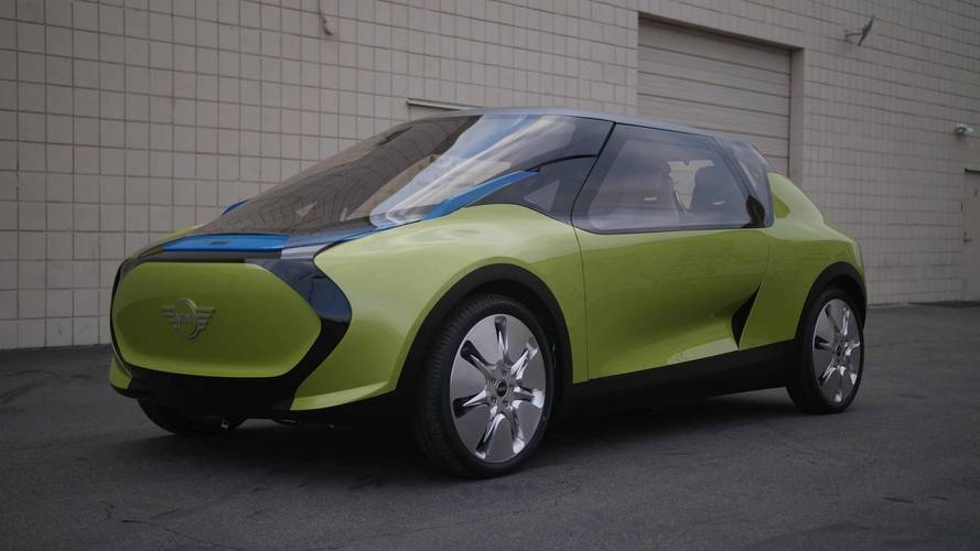 US students come up with a more modern Mini for 2025