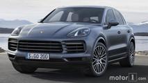 2018 Porsche Cayenne vs 2014 Porsche Cayenne
