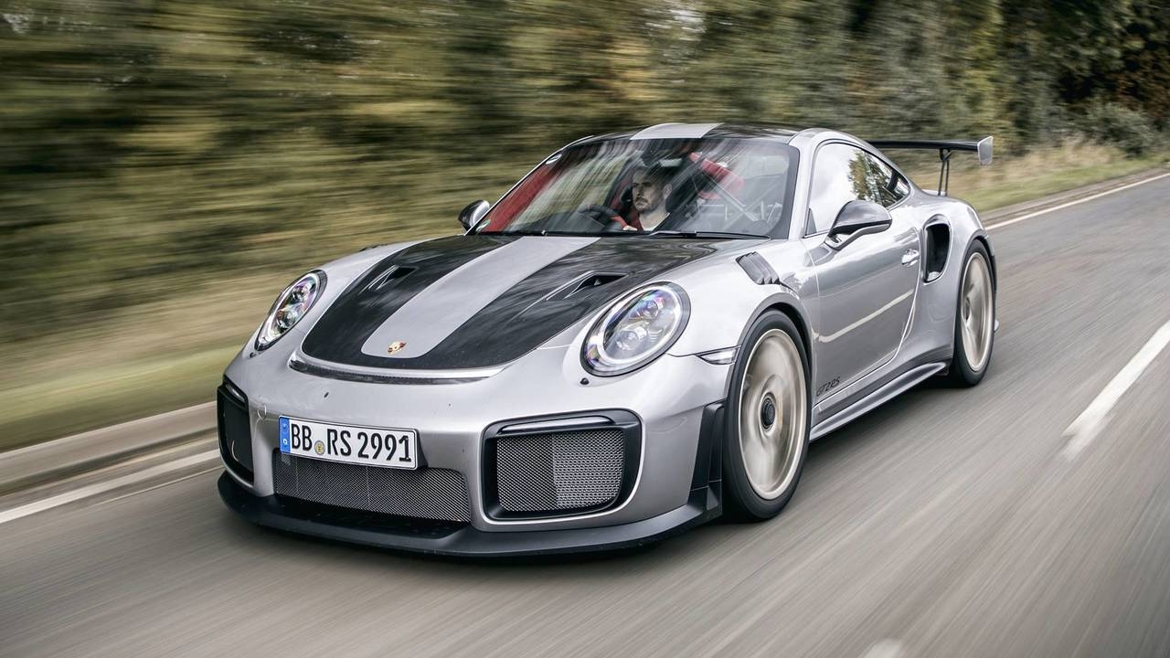 2018 porsche 911 gt2 rs first drive delicate brutality. Black Bedroom Furniture Sets. Home Design Ideas