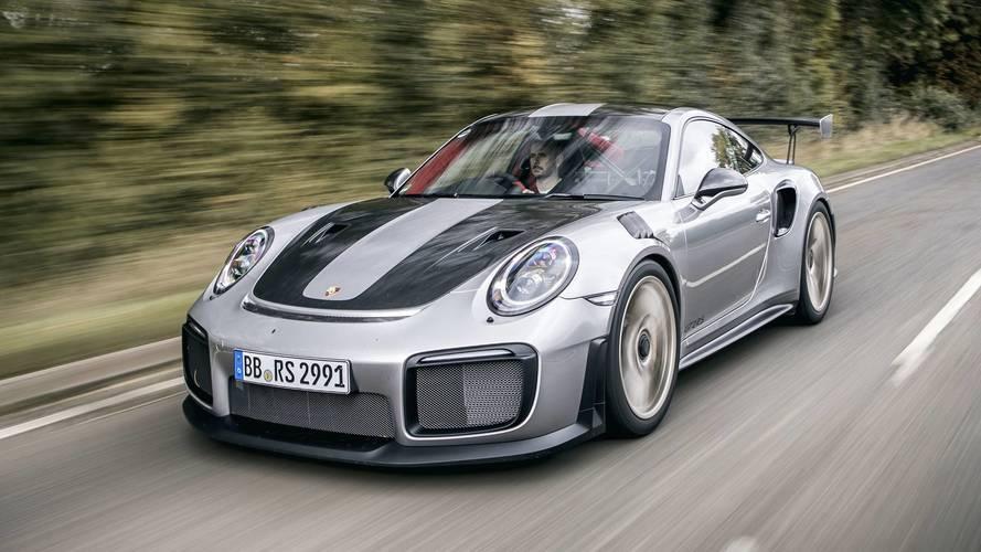 Primera prueba Porsche 911 GT2 RS 2018: brutalidad civilizada
