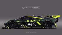 Aston Martin Valkyrie Liveries