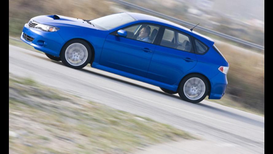 Sarà dunque lei la nuova Subaru Impreza?