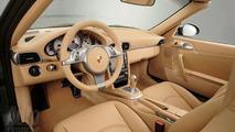 First Full Interior Shot of 2009 Porsche 911 Facelift