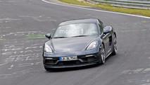 Porsche 718 Cayman GTS Spy Shots