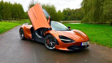 Secrets of the McLaren 720S