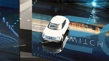 Yeni Mercedes EQ konsepti teaser