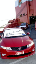 First Honda Civic Type R in Australia