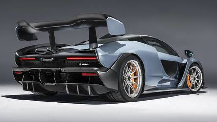 Five minutes with the new McLaren Senna