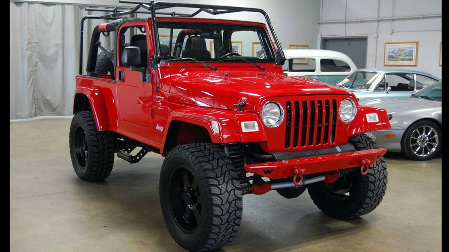 buy this viper powered jeep wrangler go anywhere fast. Black Bedroom Furniture Sets. Home Design Ideas