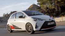 Test Toyota Yaris GRMN