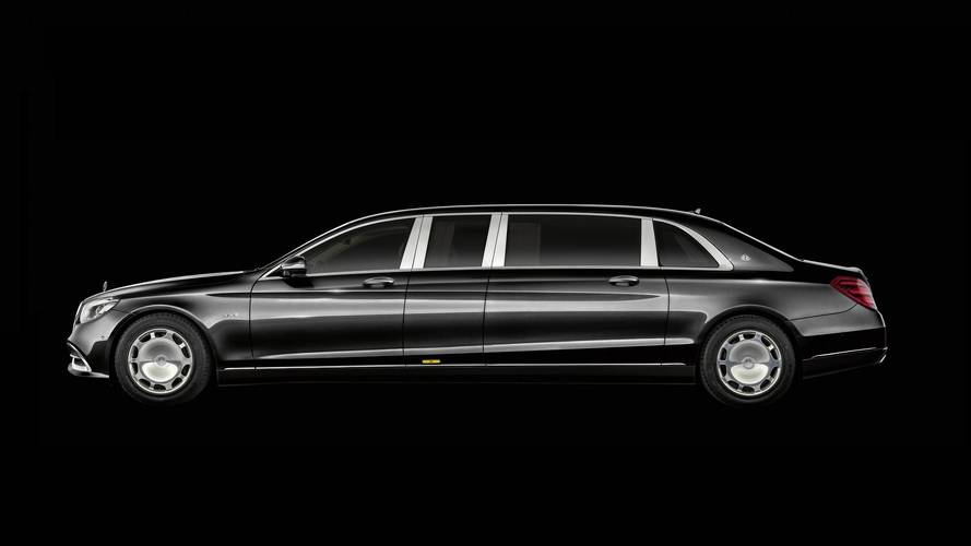 Mercedes-Maybach S 650 Pullman