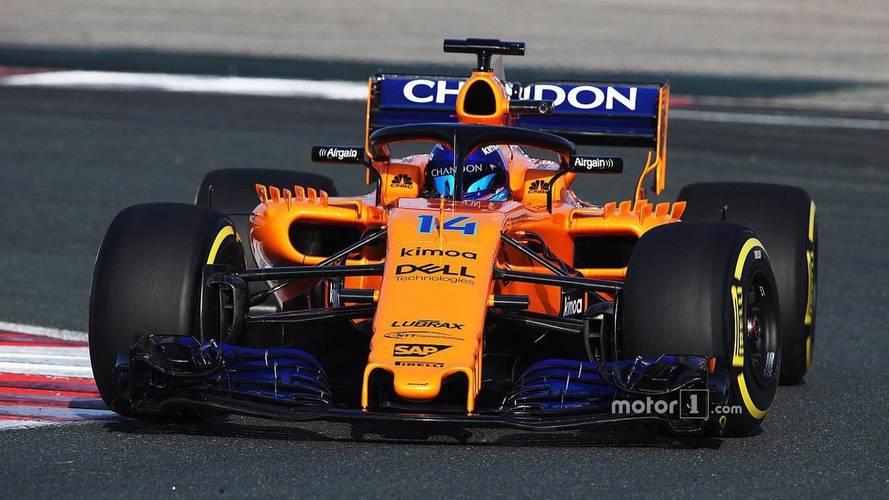McLaren defends 'ambitious' car design amid problems