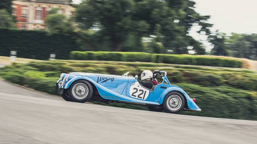 Morgan to mark Plus 8's 50th birthday with limited-run special