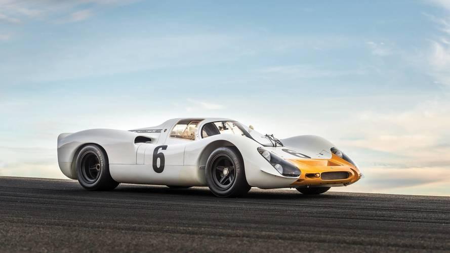 Se subasta un Porsche 908 'Short-Tail': el coche de carreras perfecto