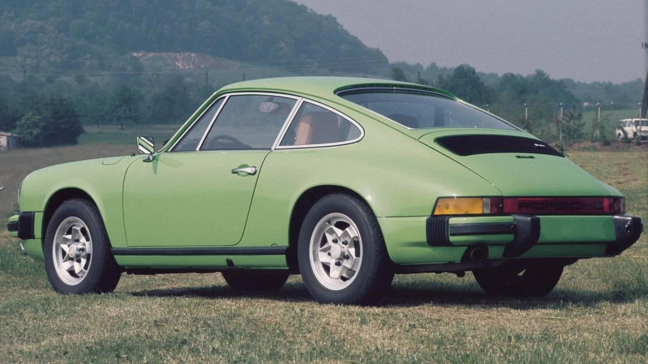 Porsche 911 G Série
