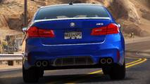 BMW M5 Need For Speed No Limits