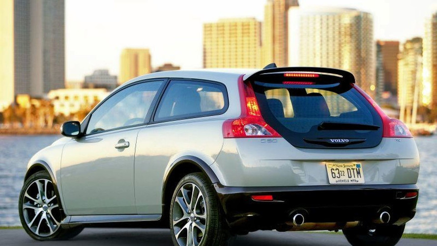 Volvo C30 Pricing Announced (US)